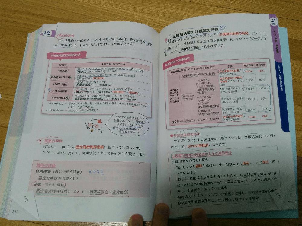 ユーキャンの基本テキストの内容2