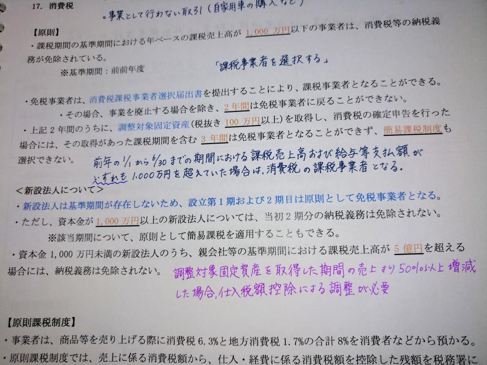 オリジナルノート